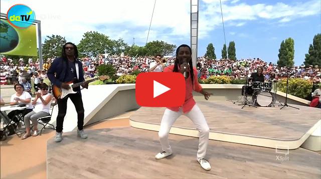 Reggae Man Live! | ZDF Fernsehgarten 15.07.2018'